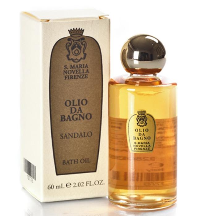 Santa Maria Novella Sandalwood Bath Oil