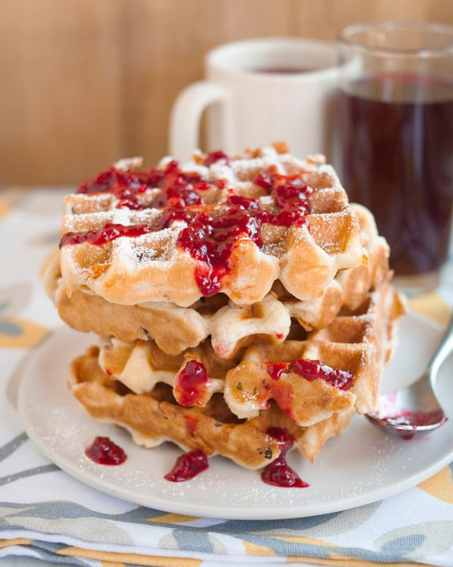 Cup 4 Cup Gluten-Free Waffle Mix
