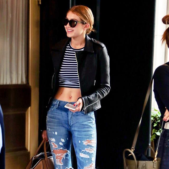Get Gigi Hadid's Laidback California-Girl Style