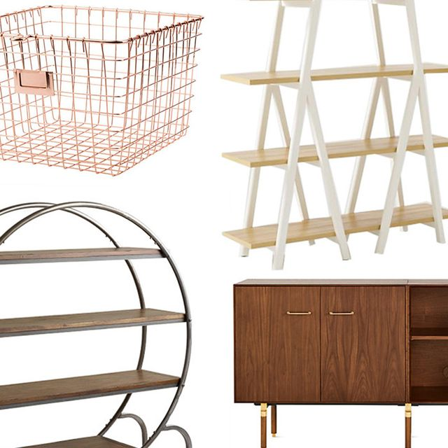 21 Positively Stylish Storage Solutions