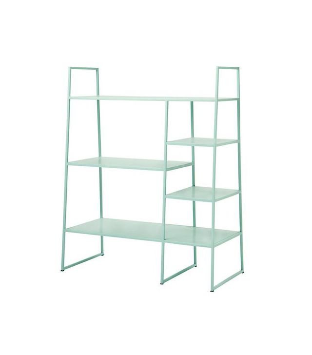 Land of Nod Metalwork Bookcase