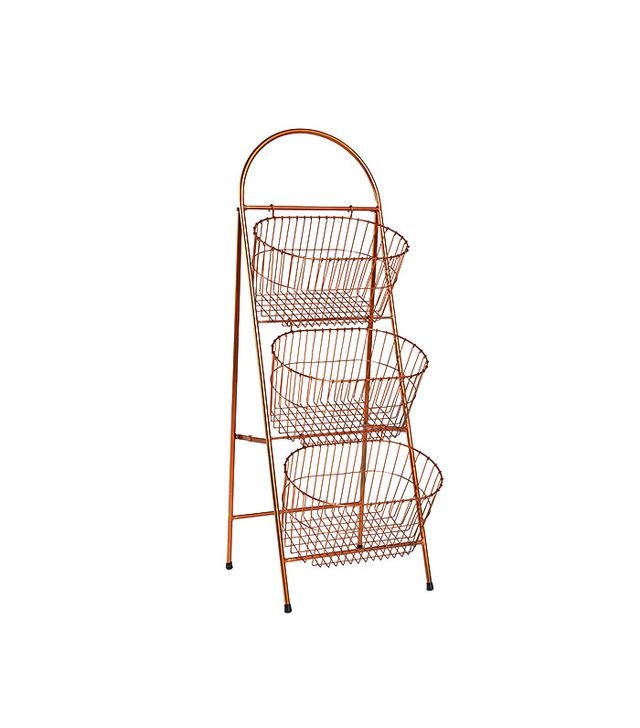Urban Outfitters Ladder Storage Basket