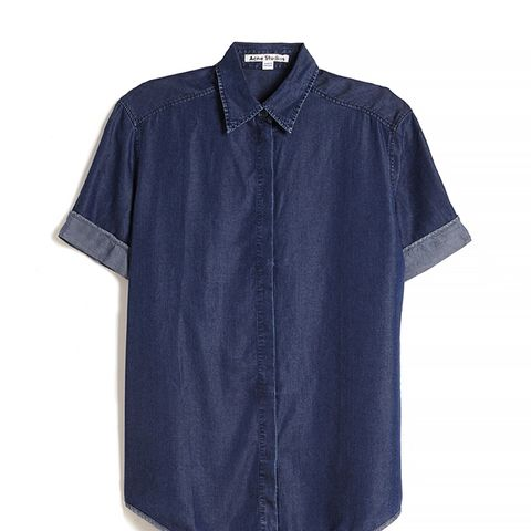Addle Denim Shirt