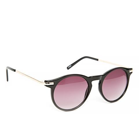 Leora Round Sunglasses