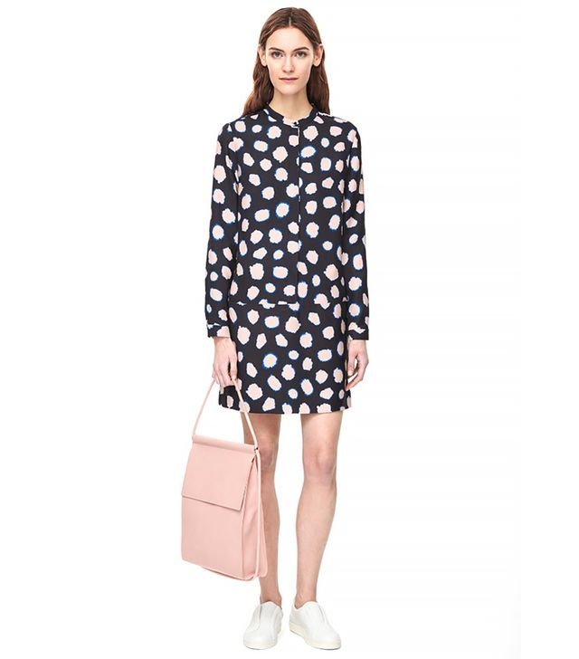 COS Printed Tunic Dress
