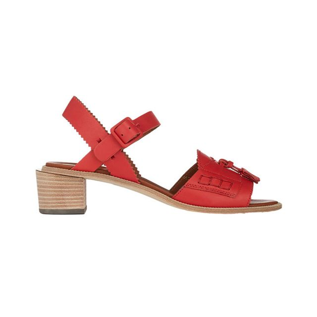 Band of Outsiders  Loafer-Front Sandals