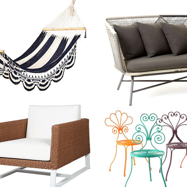 The Chicest Outdoor Furniture to Buy This Season