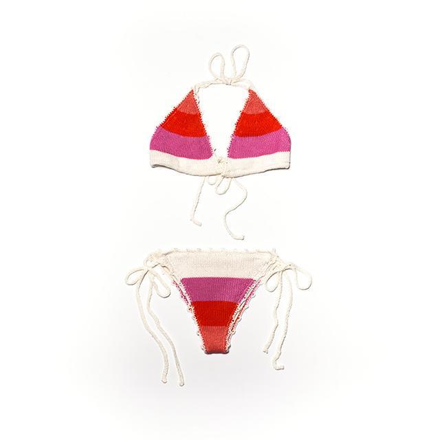 Lovers + Friends Early Riser Bikini
