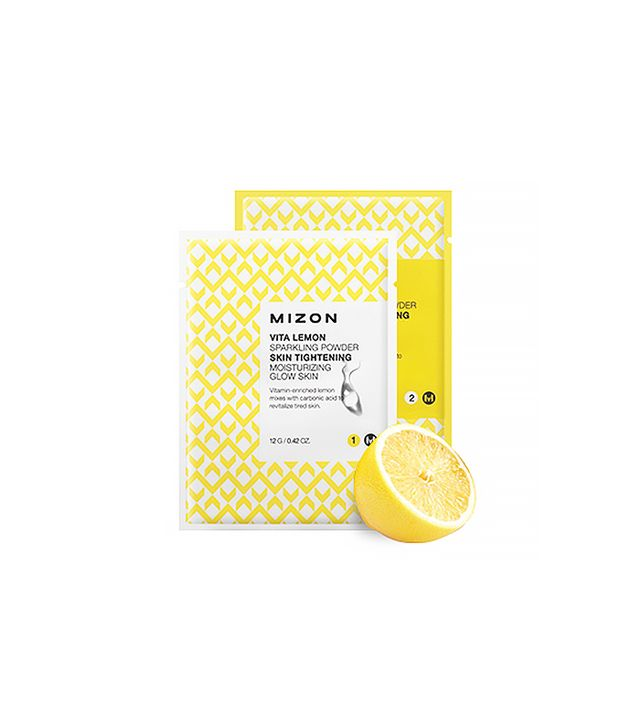 Mizon Vita Lemon Sparkling Powder