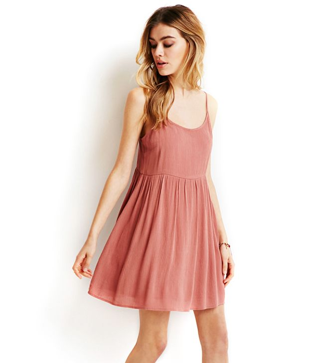 Forever 21 Cami Babydoll Dress