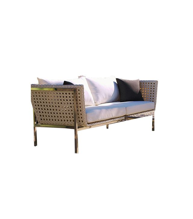 Outside/In Twin Palms Sofa
