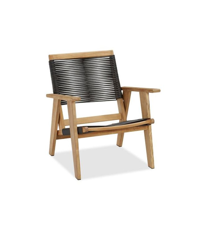 Pottery Barn Palmer Rope Chair
