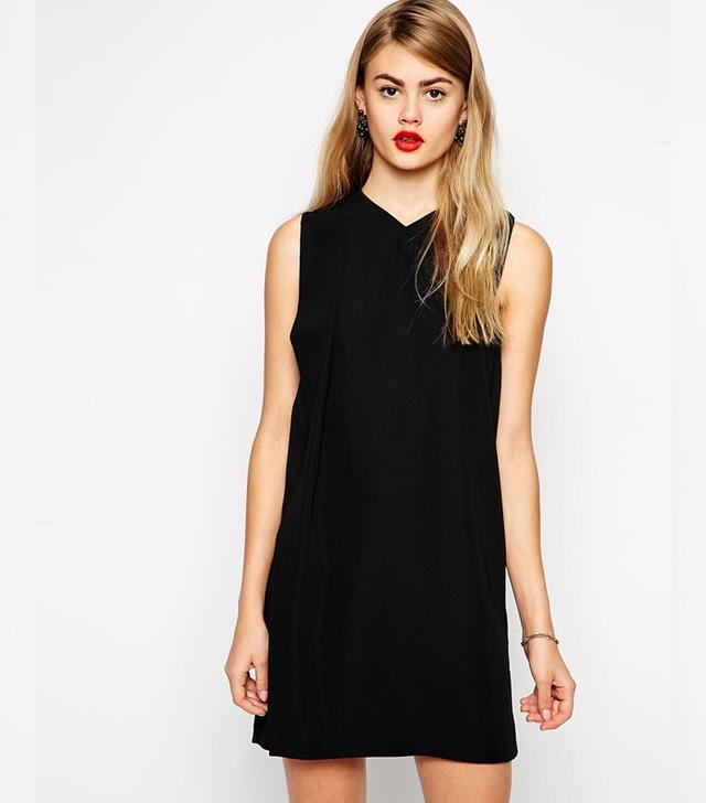 ASOS Fold Shift Dress