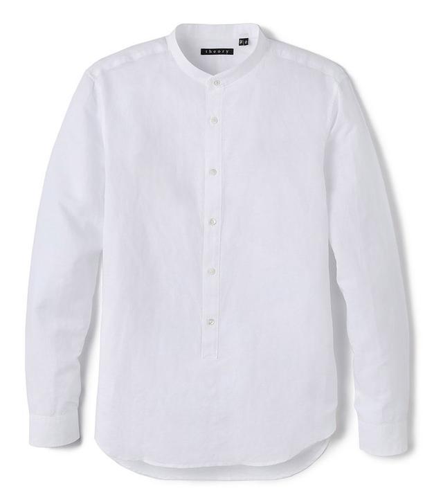 Theory Douzen Rotuma Shirt