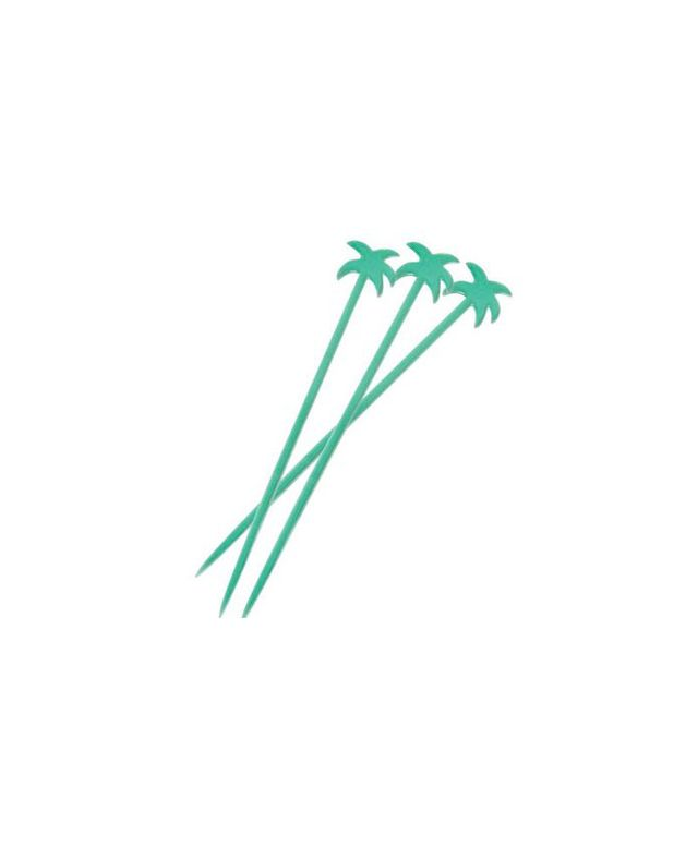 Cocktail Accessories Palm Tree Stirrer