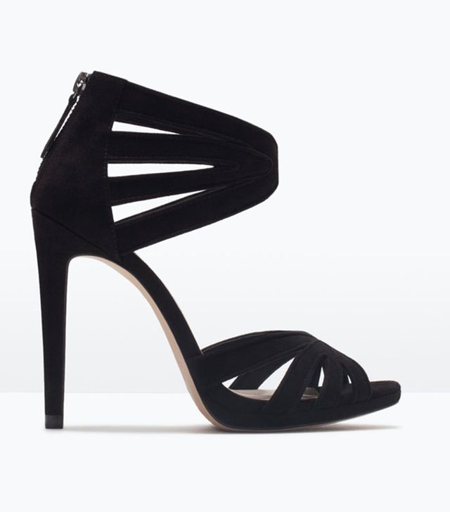 Zara High Heeled Sandals