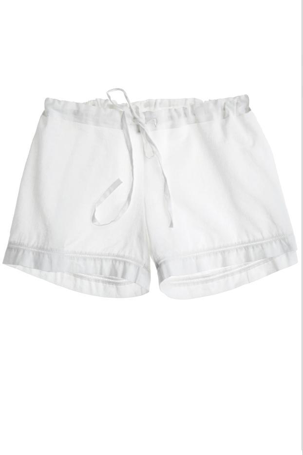 Pour Les Femmes Cotton Sleep Shorts