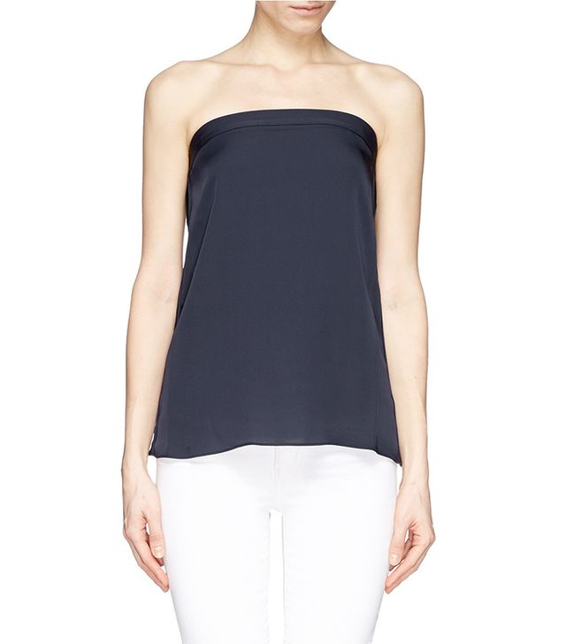 Theory Bixel Tube Top