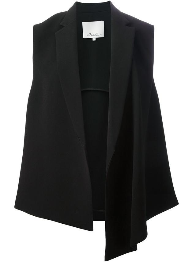 3.1 Phillip Lim Asymmetric Waistcoat