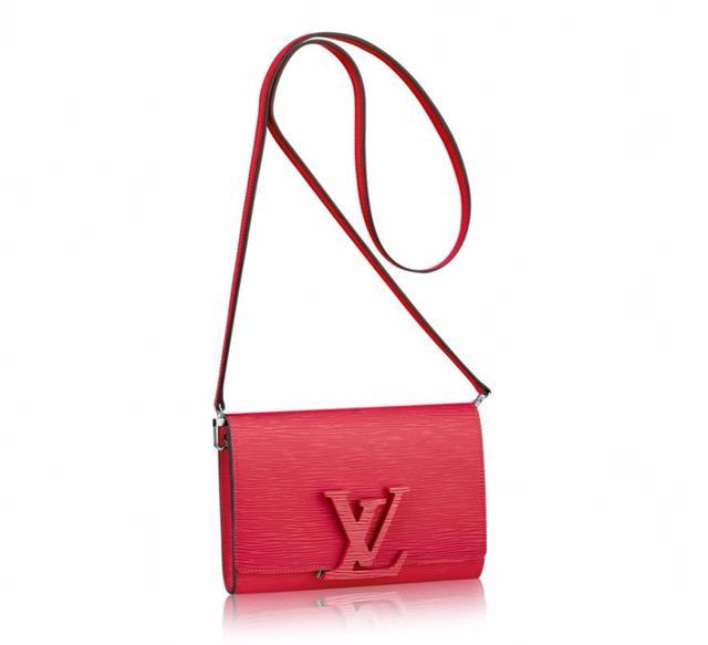 Louis Vuitton Louise Strap PM Bag