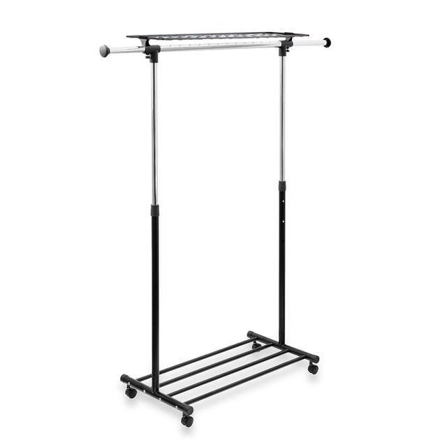 Bed Bath & Beyond Portable & Adjustable Garment Rack