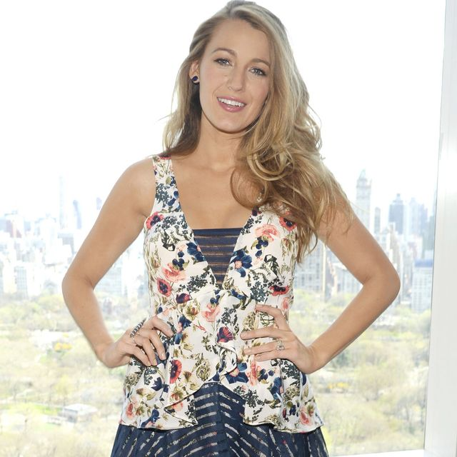 Proof: Blake Lively Is Better Than Anyone at Wearing Florals