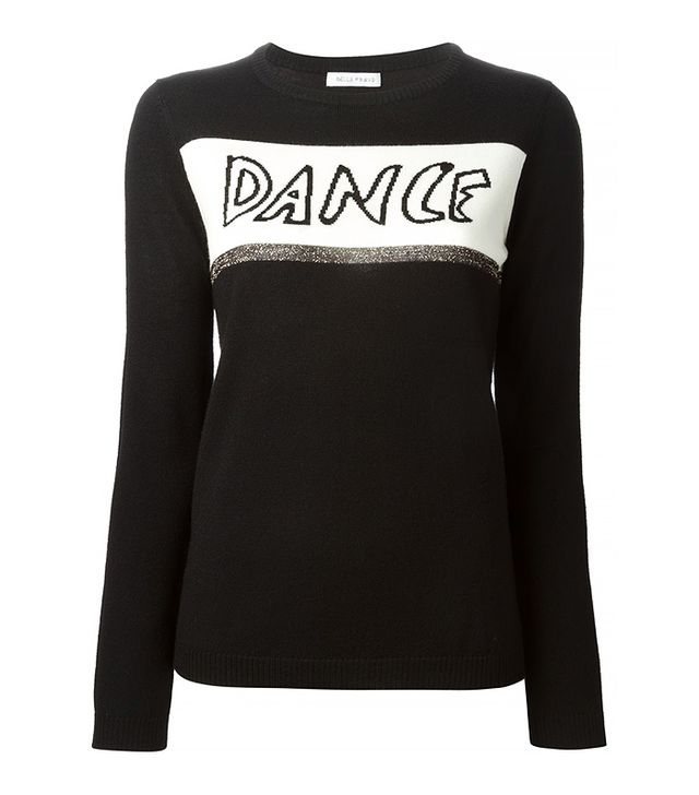 Bella Freud Dance Sweater