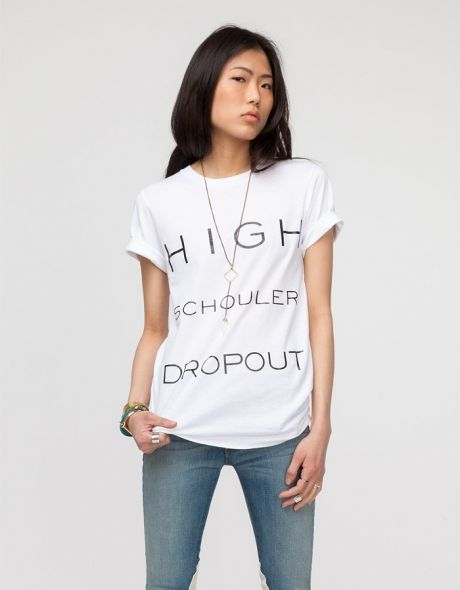 Made In Hell-A  High Schouler Tee