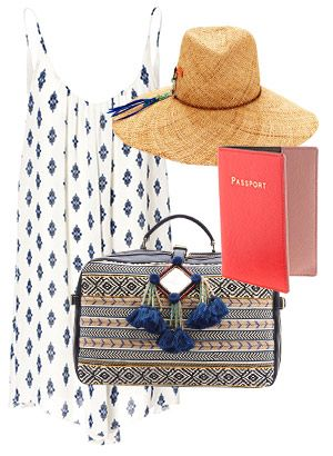 What To Wear For A Stylish Vacation South of the Border