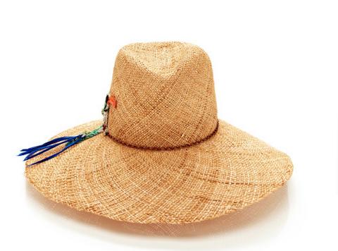 Eugenia Kim Cassidy Straw Hat
