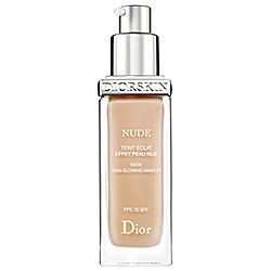 Dior Nude Skin-Glowing Foundation
