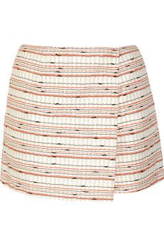 Willow  French Riviera Tweed Shorts