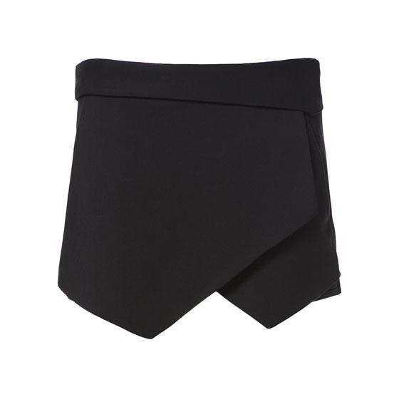 Zara  Culotte Shorts