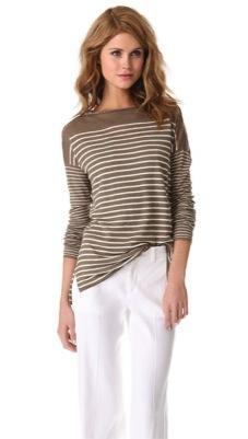 Vince  Vince Breton Stripe Sweater