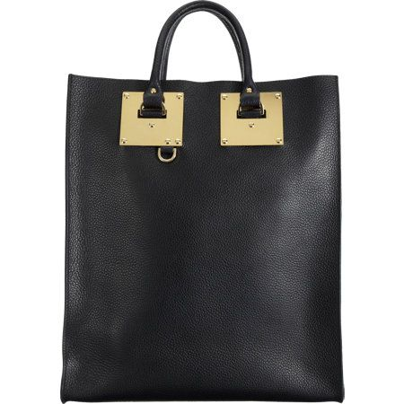 Sophie Hulme Large Tote Bag