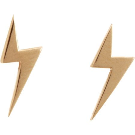 Jennifer Fisher  Mini Bolt Earrings