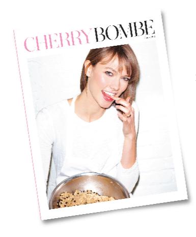 Cherry Bombe Cherry Bombe