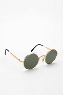Urban Outfitters  Valley Dreams Round Sunglasses