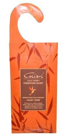 Caswell-Massey  Cedar Colibri Anti-Moth Wardrobe Sachet