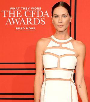 The Most Gorgeous Looks From Last Night's CFDA Awards