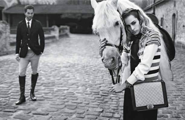 Chanel | Boy Bag | S/S 2013 Campaign