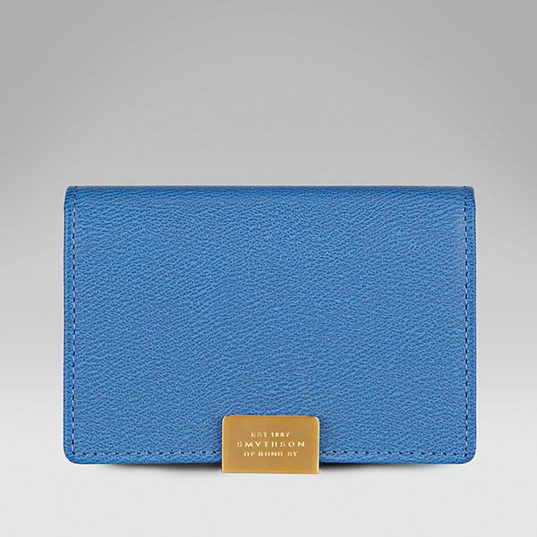 Smythson   Groscvenor Collection Card Case with Slide