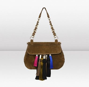 Jimmy Choo Jimmy Choo Marcy Shoulder Bag