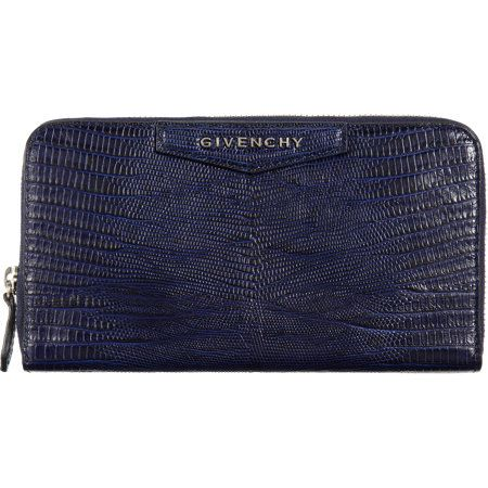 Givenchy  Tejus-Stamped Antigona Zip Around Wallet