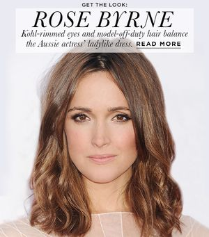 Get The Look: Rose Byrne