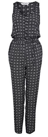 Miss Selfridge  Geo Printed Jumpsuit