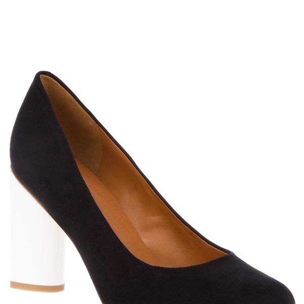 Marc by Marc Jacobs  Contrast Heel Pump