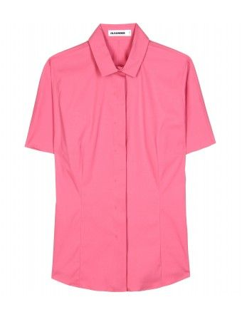 Jil Sander  Nina Short Sleeve Shirt