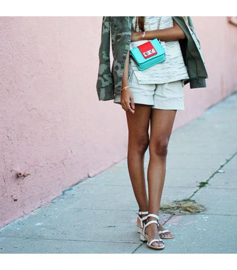 Sincerelyjules is wearing: Loeffler Randall sandals. Posted by Loefflerrandall.