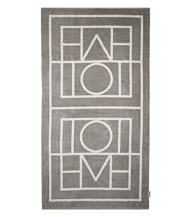 Totême Biarritz Cotton-Terry Towel